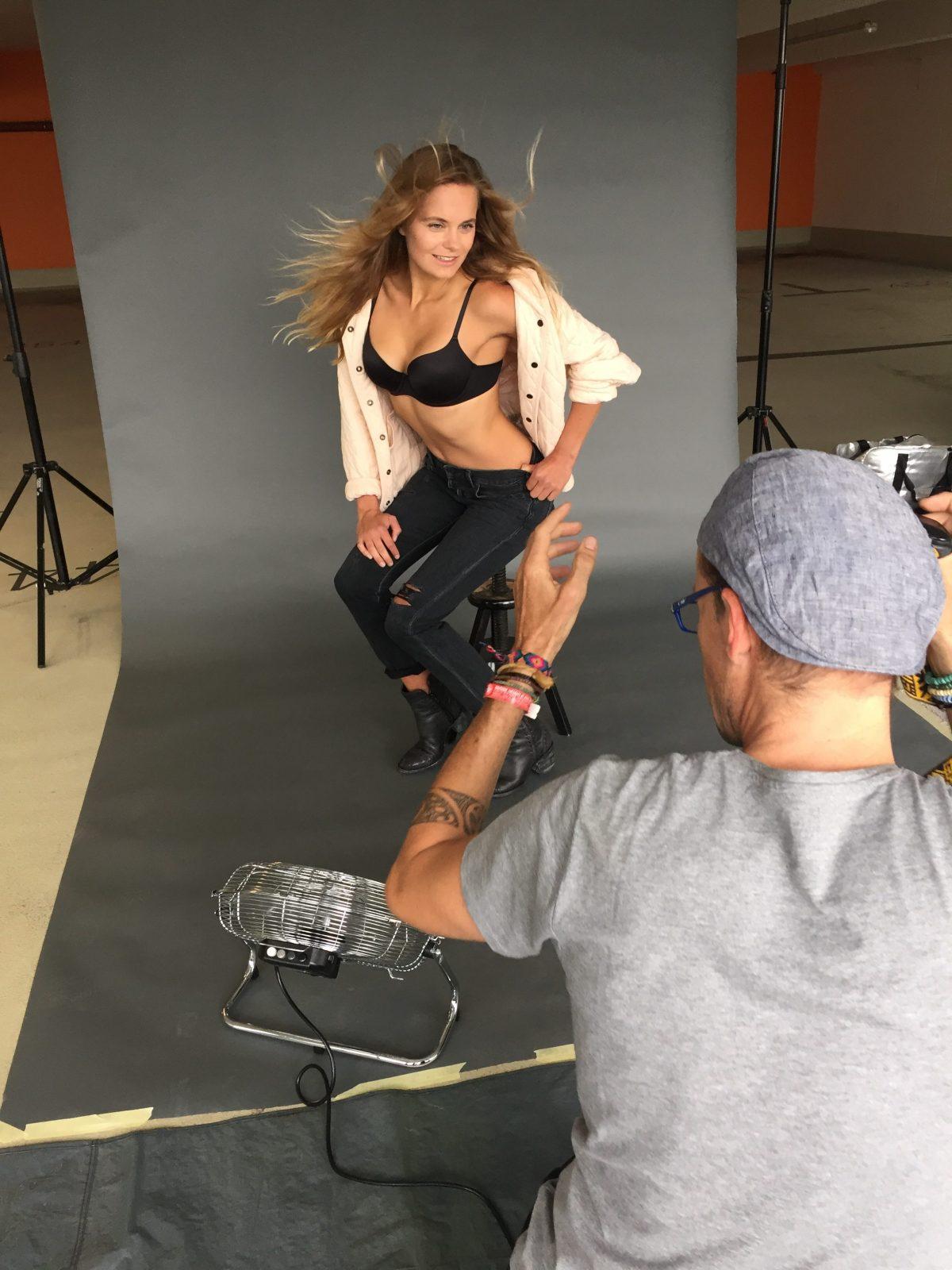 Shooting mit Fotograf Robert Devian